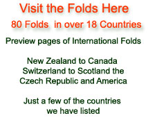 Preview Folds from 15 different countries